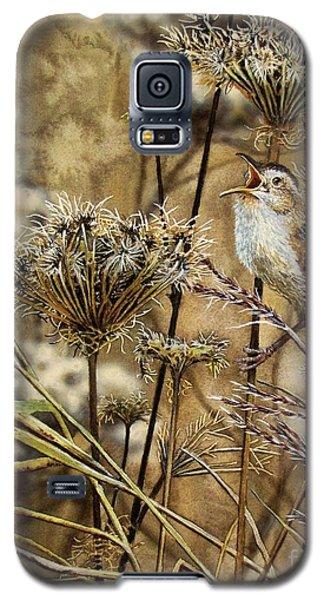 Fall Call Galaxy S5 Case