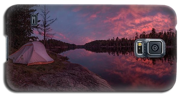 Fall Camping // Bwca, Minnesota  Galaxy S5 Case