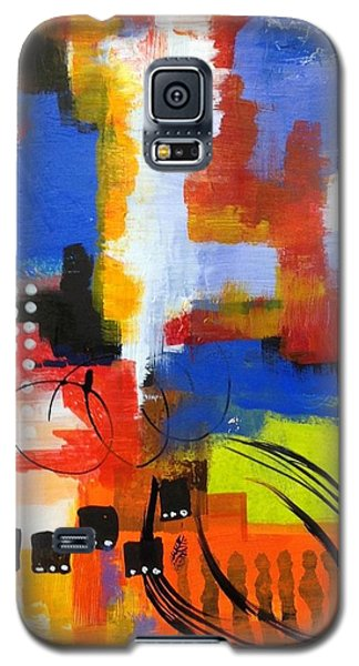 Day One...30 In 30 Challenge  Galaxy S5 Case by Suzzanna Frank