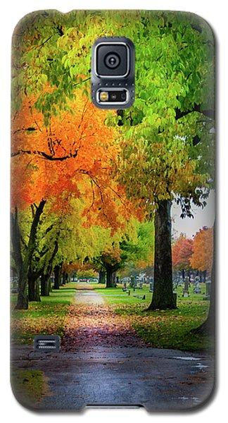 Fall Color Galaxy S5 Case