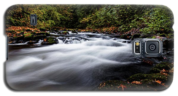 Fall Color At Cedar Creek Galaxy S5 Case