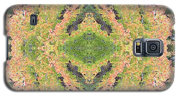 Fall Color Kaleidoscope Galaxy S5 Case by Bill Barber