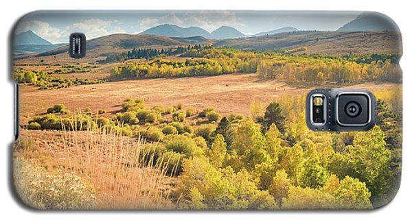 Fall Colors At Dunderberg Meadows Galaxy S5 Case