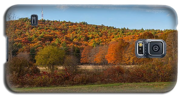 Fall Colors On Great Blue Hill Galaxy S5 Case