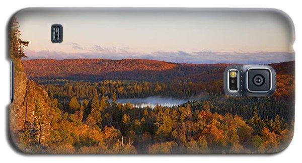 Fall Colors Orberg Mountain North Shore Minnesota Galaxy S5 Case