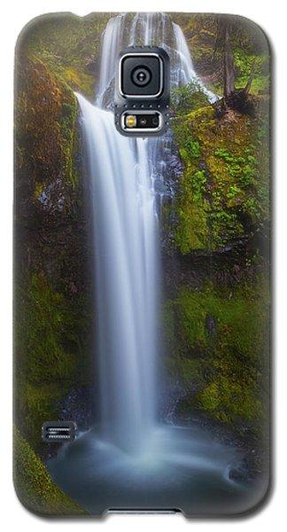 Fall Creek Falls Galaxy S5 Case by Darren White