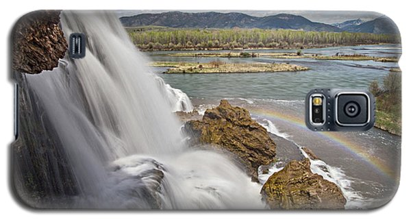 Fall Creek Falls Galaxy S5 Case