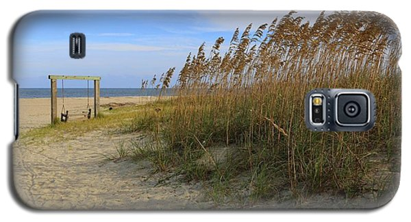 Fall Day On Tybee Island Galaxy S5 Case