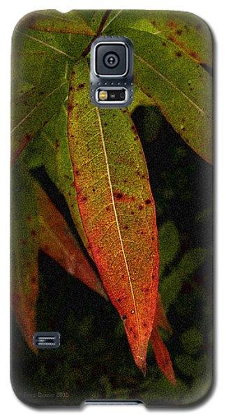 Fall Fireweed 1 Galaxy S5 Case