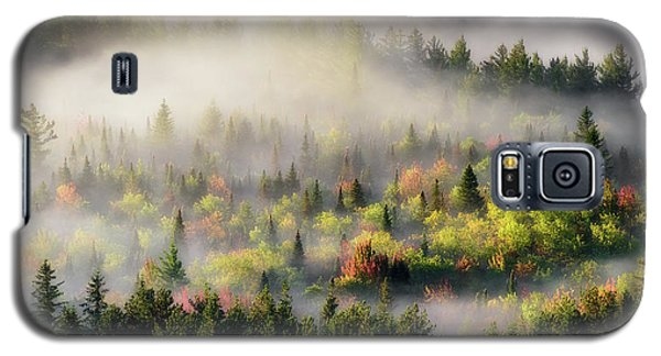 Fall Fog Galaxy S5 Case
