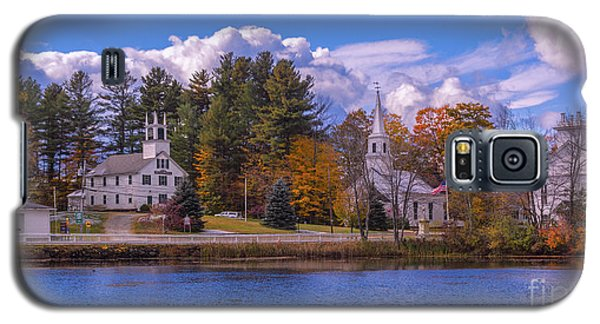 Fall Foliage In Marlow, New Hampshire. Galaxy S5 Case