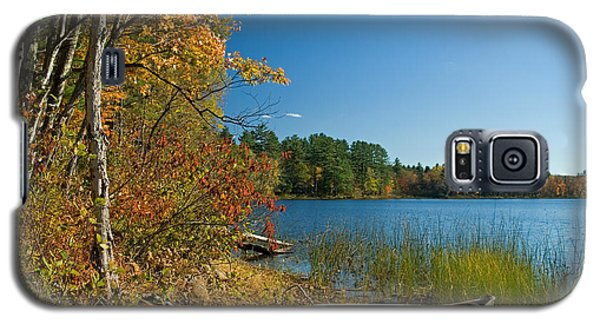 Galaxy S5 Case featuring the photograph Fall Fun by Alana Ranney