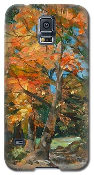 Fall Glory Galaxy S5 Case