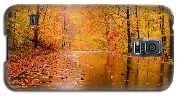 Fall Holidays Galaxy S5 Case by Mary Timman