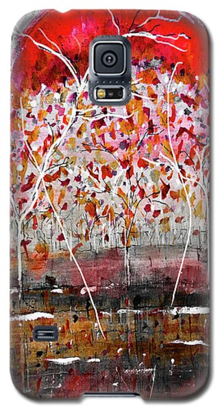 Fall-iage V2.0 Galaxy S5 Case