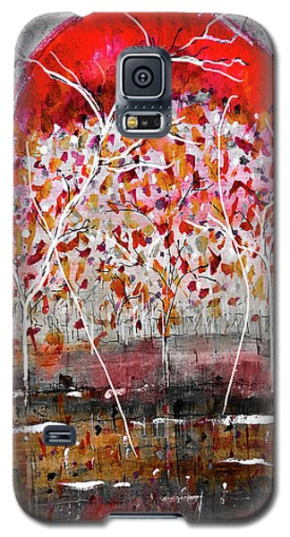 Fall-iage V2.0 Galaxy S5 Case