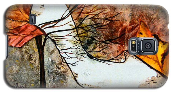 Fall In Art Galaxy S5 Case