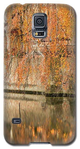 Fall In Bruges, Belgium Galaxy S5 Case
