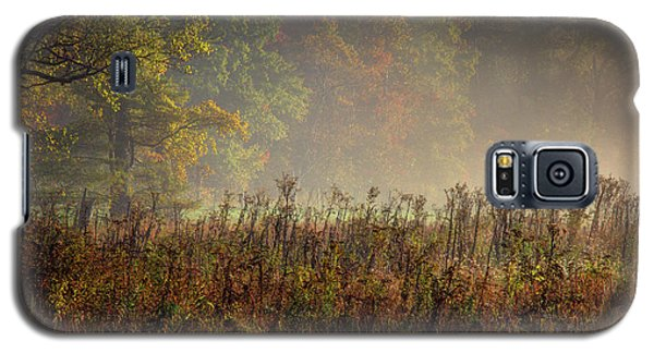Galaxy S5 Case featuring the photograph Fall In Cades Cove by Douglas Stucky