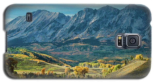 Fall In Gunnison County Galaxy S5 Case