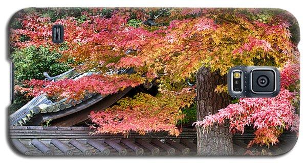 Fall In Japan Galaxy S5 Case