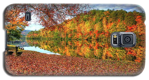 Fall In Murphy, North Carolina Galaxy S5 Case