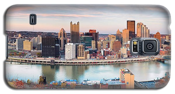 Fall In Pittsburgh  Galaxy S5 Case