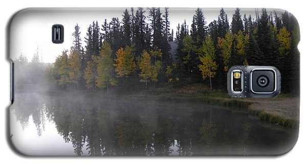 Kiddie Pond Fall Colors Divide Co Galaxy S5 Case