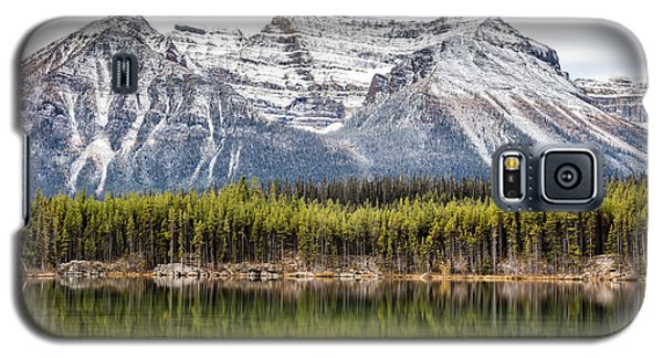Galaxy S5 Case featuring the photograph Fall In The Canadian Rockies by Pierre Leclerc Photography