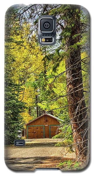 Fall In The Forest Galaxy S5 Case