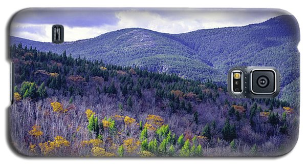 Fall In The White Mountains Galaxy S5 Case