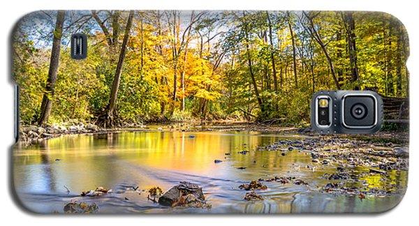 Fall In Wisconsin Galaxy S5 Case