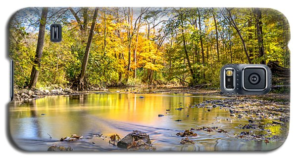Fall In Wisconsin Galaxy S5 Case