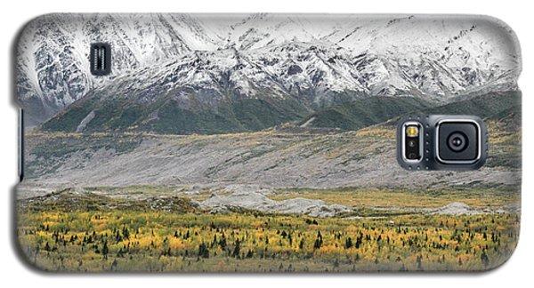 Fall In Wrangell - St. Elias Galaxy S5 Case