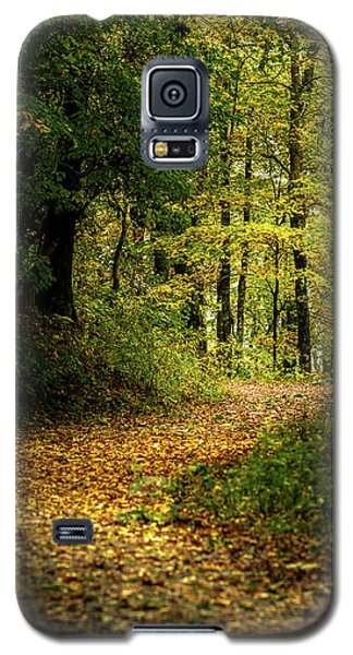 Fall Is Just Around The Corner Galaxy S5 Case