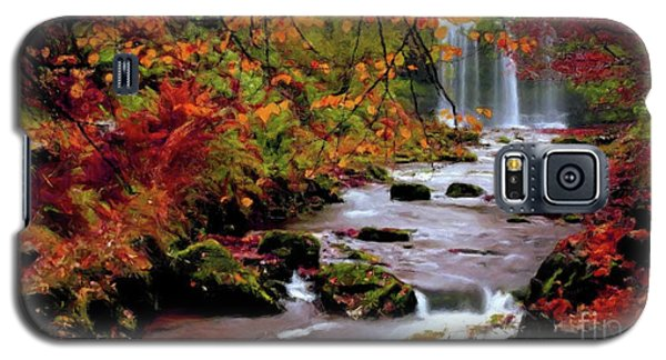Fall It's Here Galaxy S5 Case