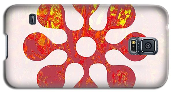 Fall Leaves #11 Galaxy S5 Case