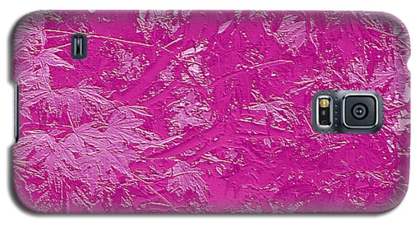 Fall Leaves #15 Galaxy S5 Case