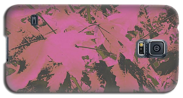 Fall Leaves #6 Galaxy S5 Case