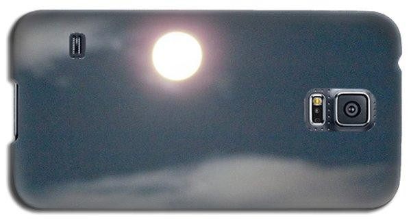 Fall Moon Galaxy S5 Case