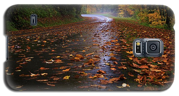 Fall Morning, Great Smoky Mountains National Park Galaxy S5 Case