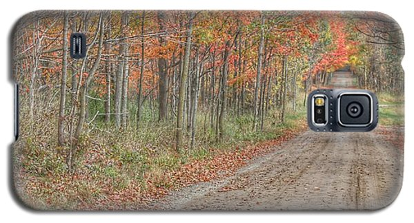 9018 - Fall On Murphy Lake Iv Galaxy S5 Case
