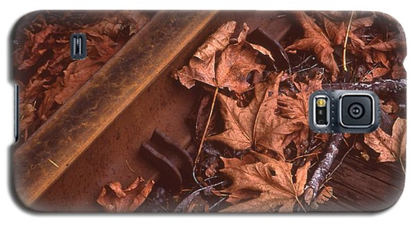 Fall On The Rails Galaxy S5 Case