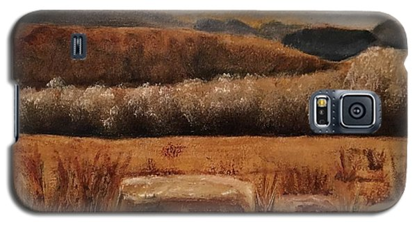 Fall Plains Galaxy S5 Case by Sharon Schultz