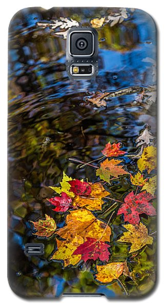 Fall Reflection - Pisgah National Forest Galaxy S5 Case