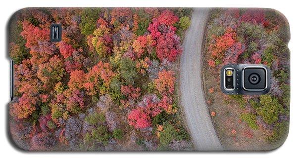 Fall Road Galaxy S5 Case