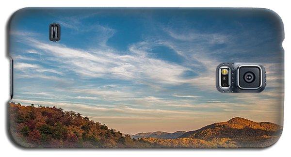 Fall Skies Galaxy S5 Case