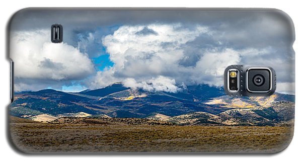Fall Storm Clearing Off Pintada Mountain Galaxy S5 Case
