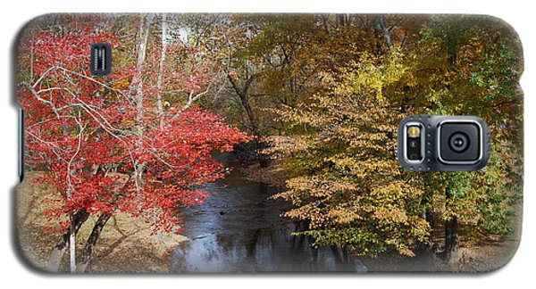Galaxy S5 Case featuring the photograph Fall Transition by Eric Liller