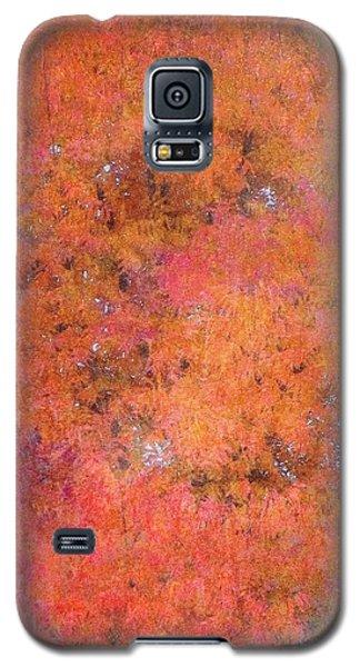 Fall Tree Tapestry Galaxy S5 Case